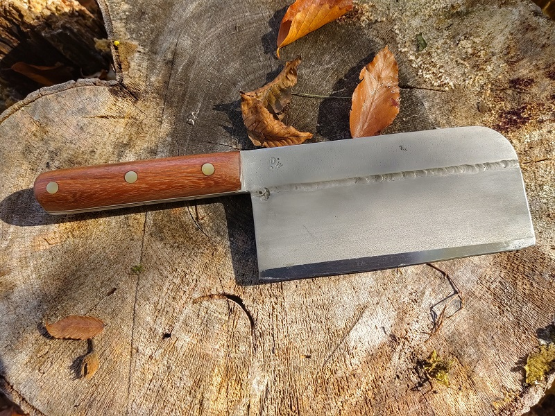 Knife 36 - Welded Chef's Knife/Cleaver