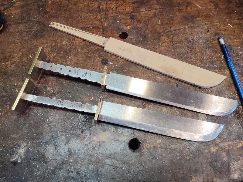 Knife 64 - Leuku